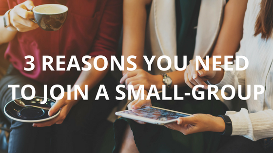 3 Reasons Parish Leaders Need to Be Part of a Small Group
